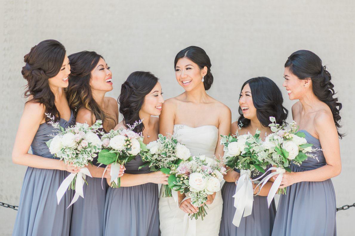 Bridesmaids at University_of_Toronto_Liberty_Grand_Wedding_Photos-Rhythm_Photography