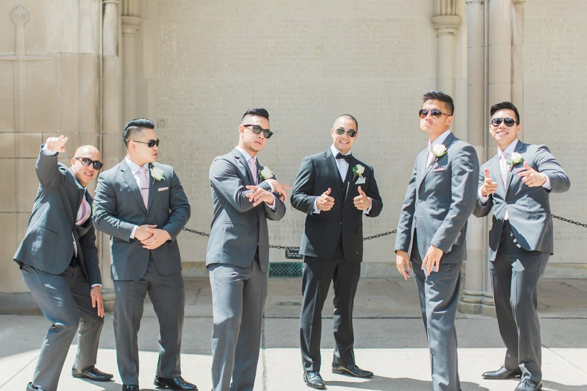 Groomsment_University_of_Toronto_Liberty_Grand_Wedding_Photos-Rhythm_Photography