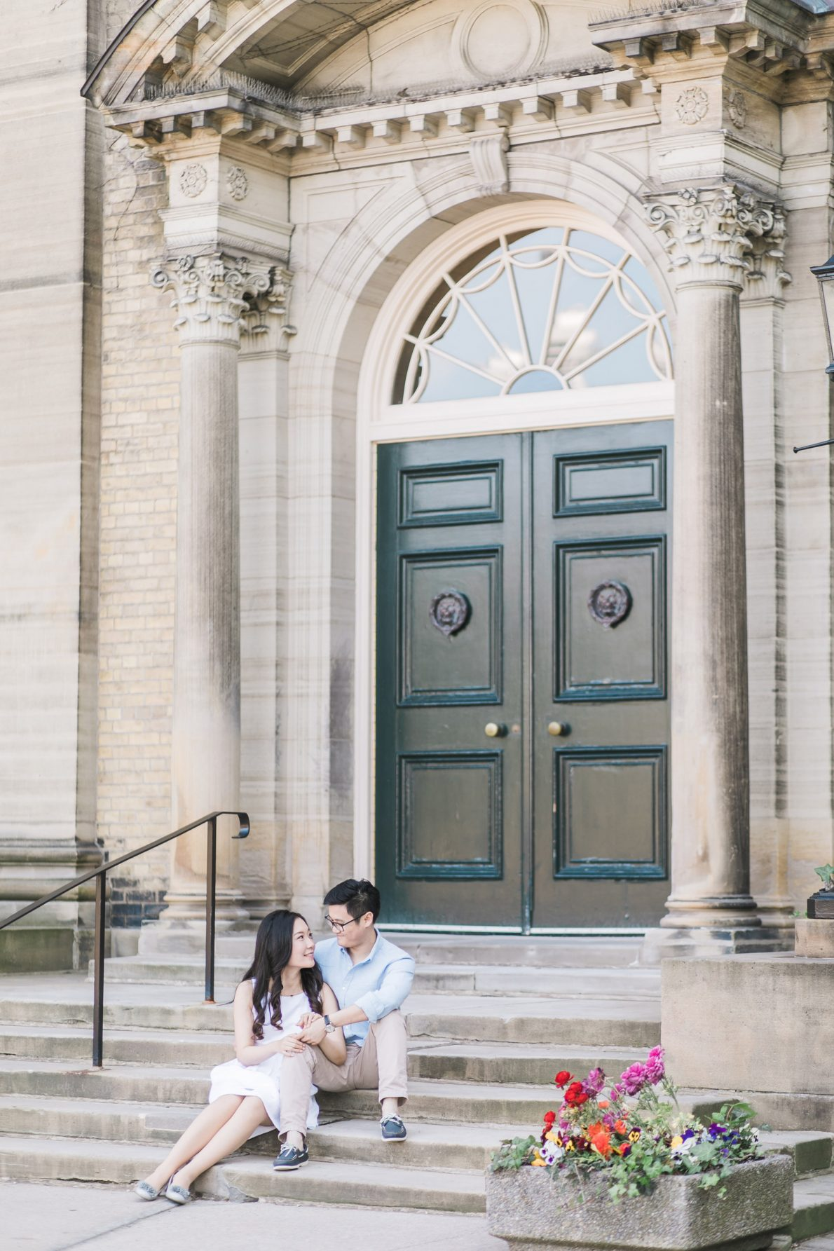 University of Toronto Engagement Photos