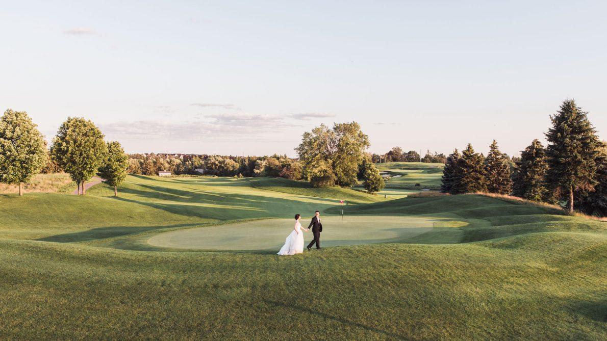 Angus Glen Golf Club Wedding Photos