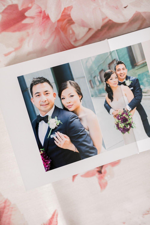 Malaparte Wedding Grey Wedding Album
