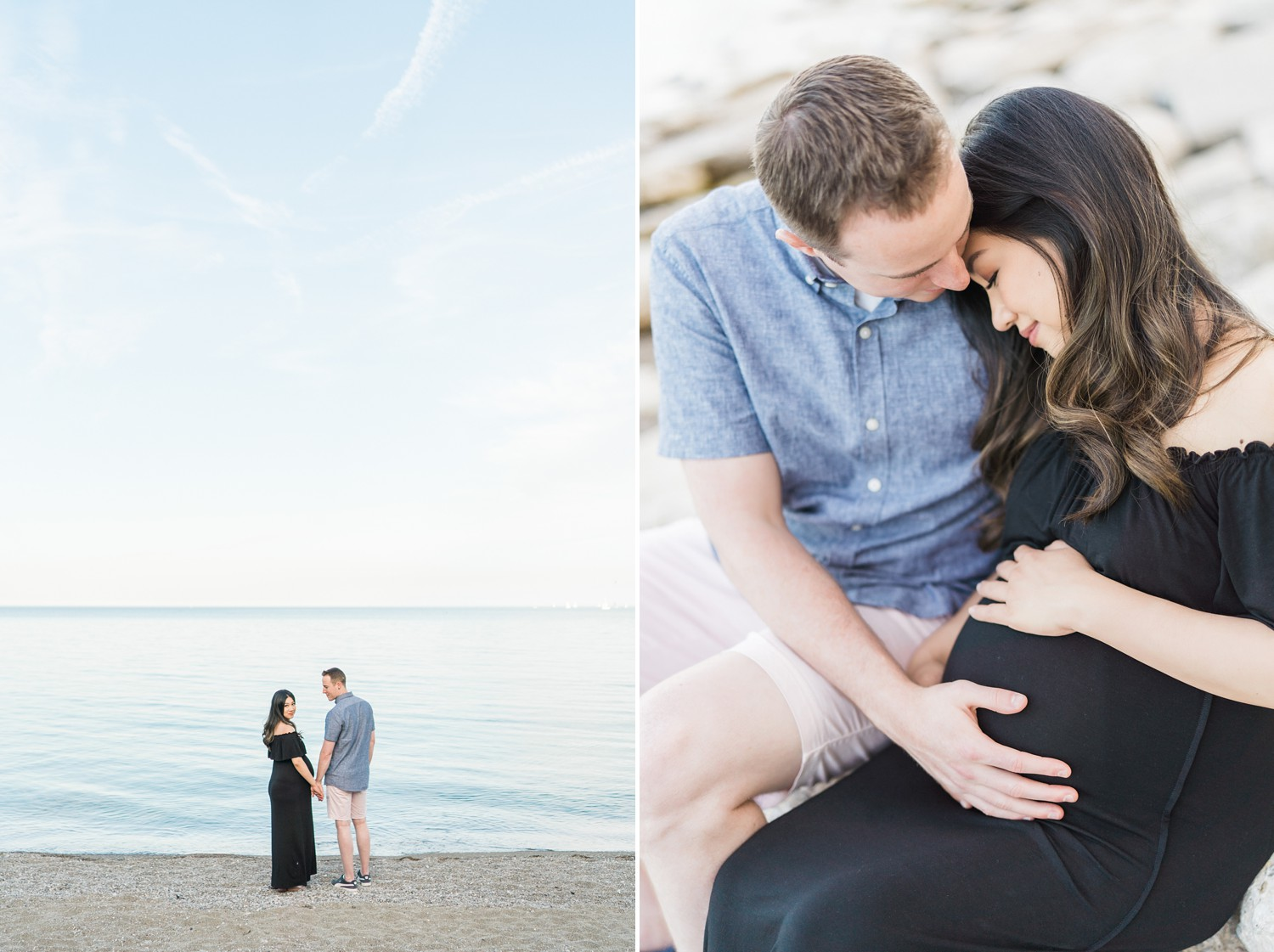 Toronto_Beach_Maternity_Photos