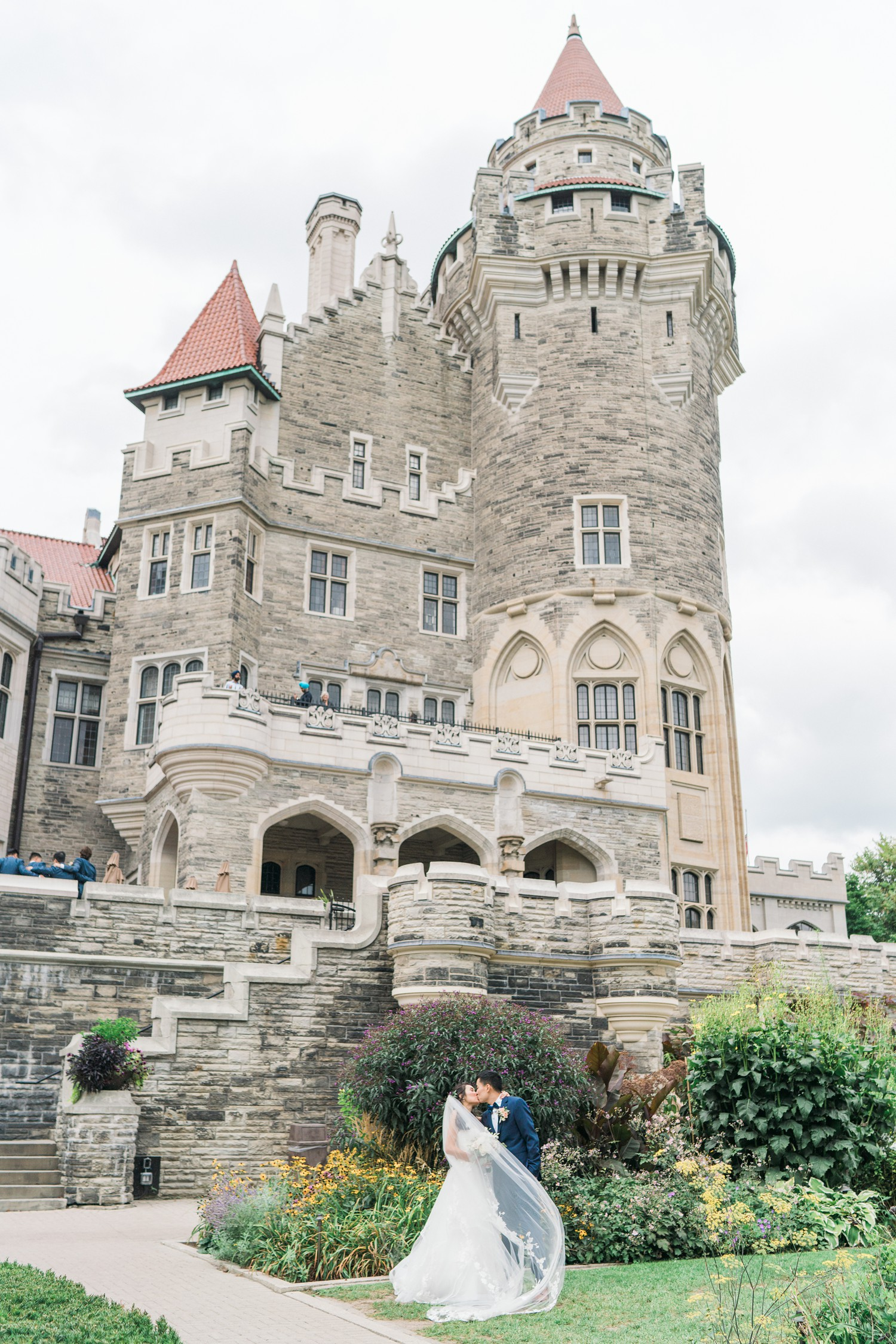 Toronto_Casa_Loma_Wedding_Photos_Castle_Ireland