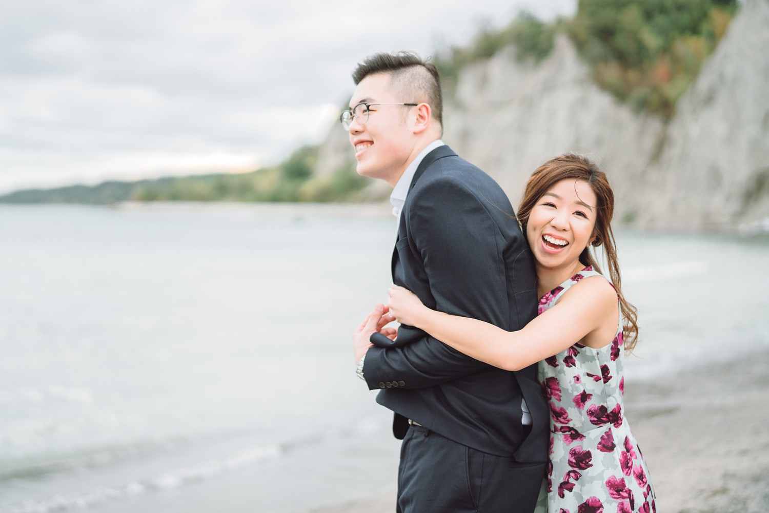 Scarborough_Bluffs_Beach_Fall_Toronto_Engagement_Photos-Rhythm_Photography