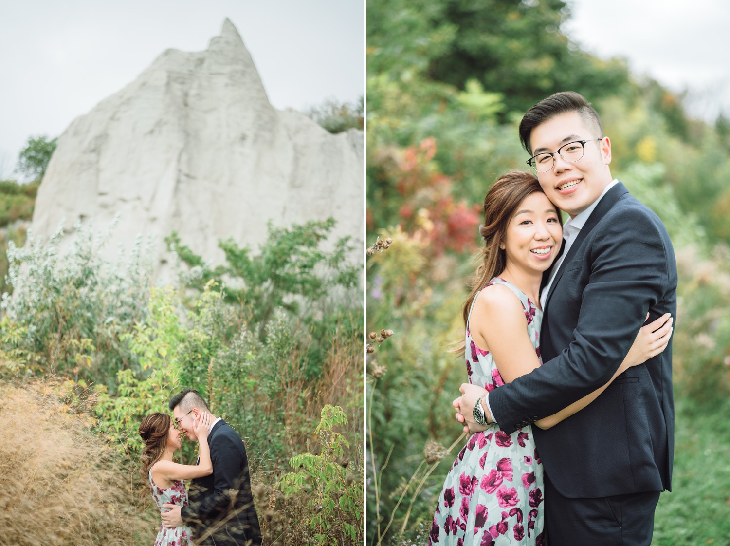 Cliffs_Scarborough_Bluffs_Beach_Fall_Toronto_Engagement_Photos-Rhythm_Photography