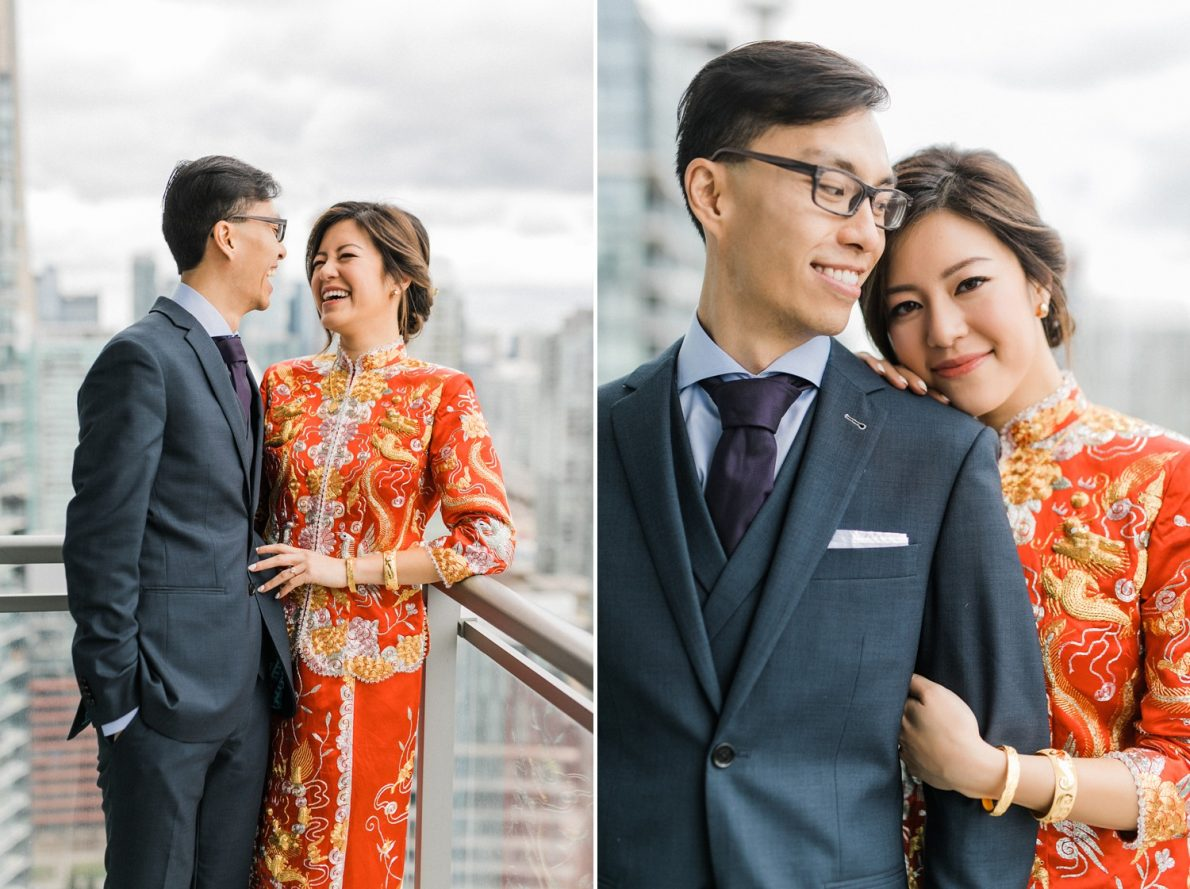 Chinese Wedding at Concord City Place Toronto Wedding Photographer