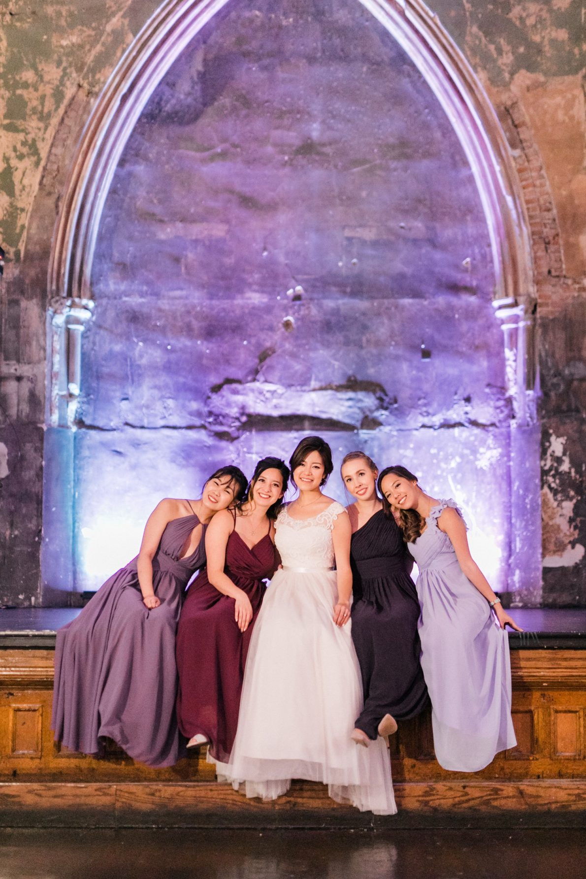 Berkeley Church Toronto Wedding Photographer