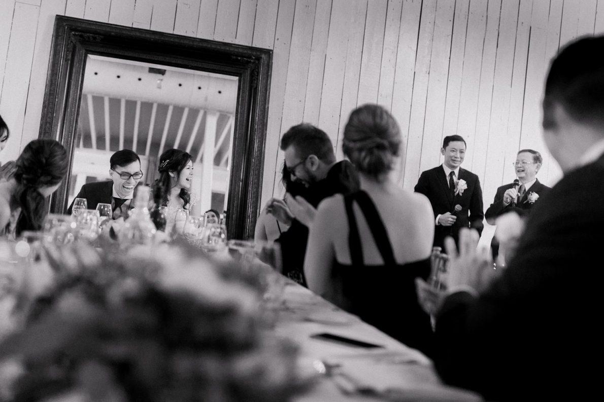 Speeches Berkeley Fieldhouse Toronto Wedding Photographer