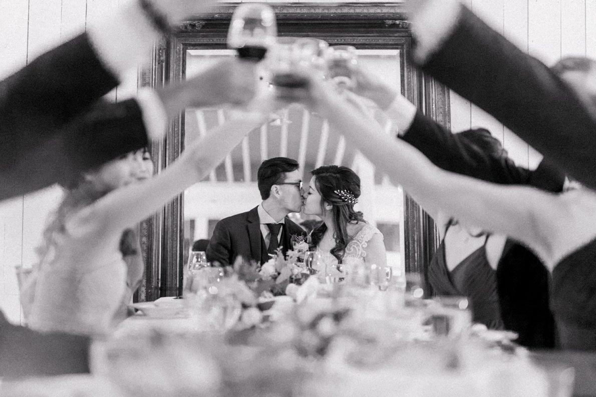 Head Table Berkeley Fieldhouse Toronto Wedding Photographer