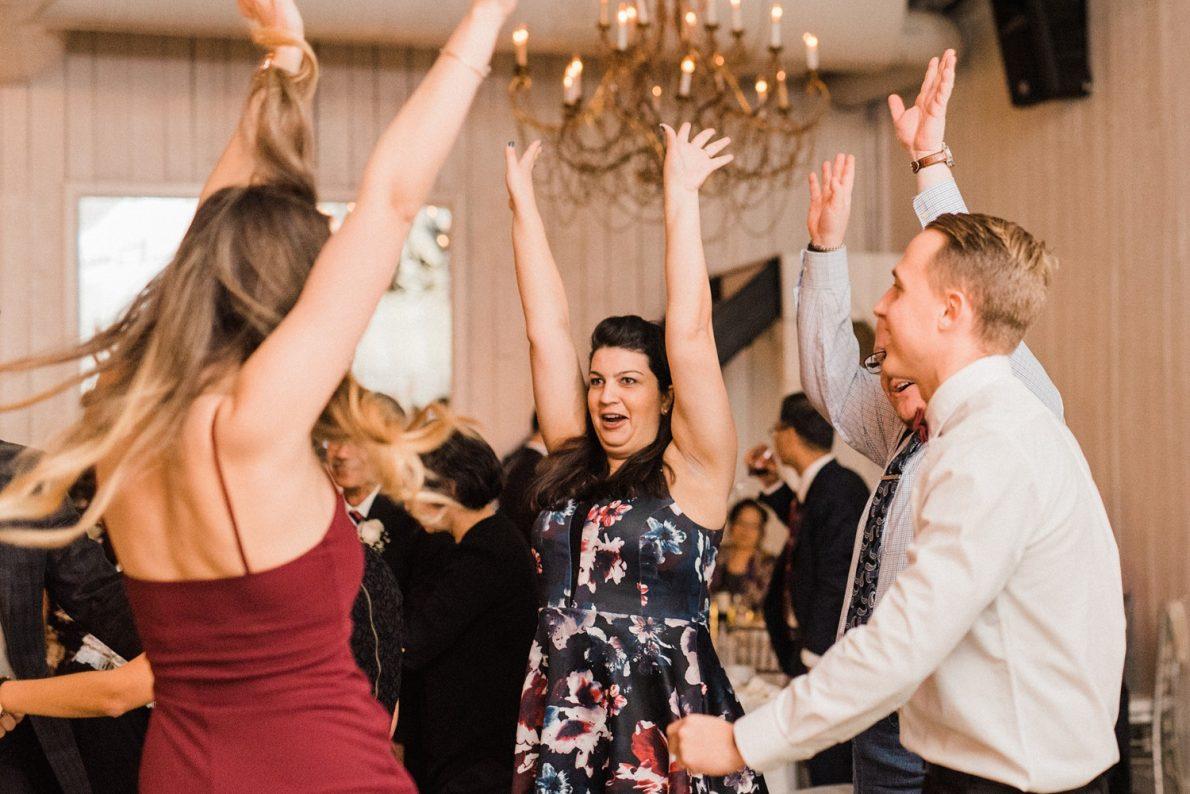 Party at Berkeley Fieldhouse Toronto Wedding Photographer