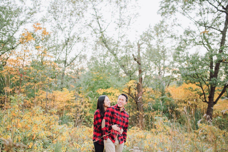 Plaid_Sunset_Fall_High_Park_Toronto_Engagement_Photos-Rhythm_Photography