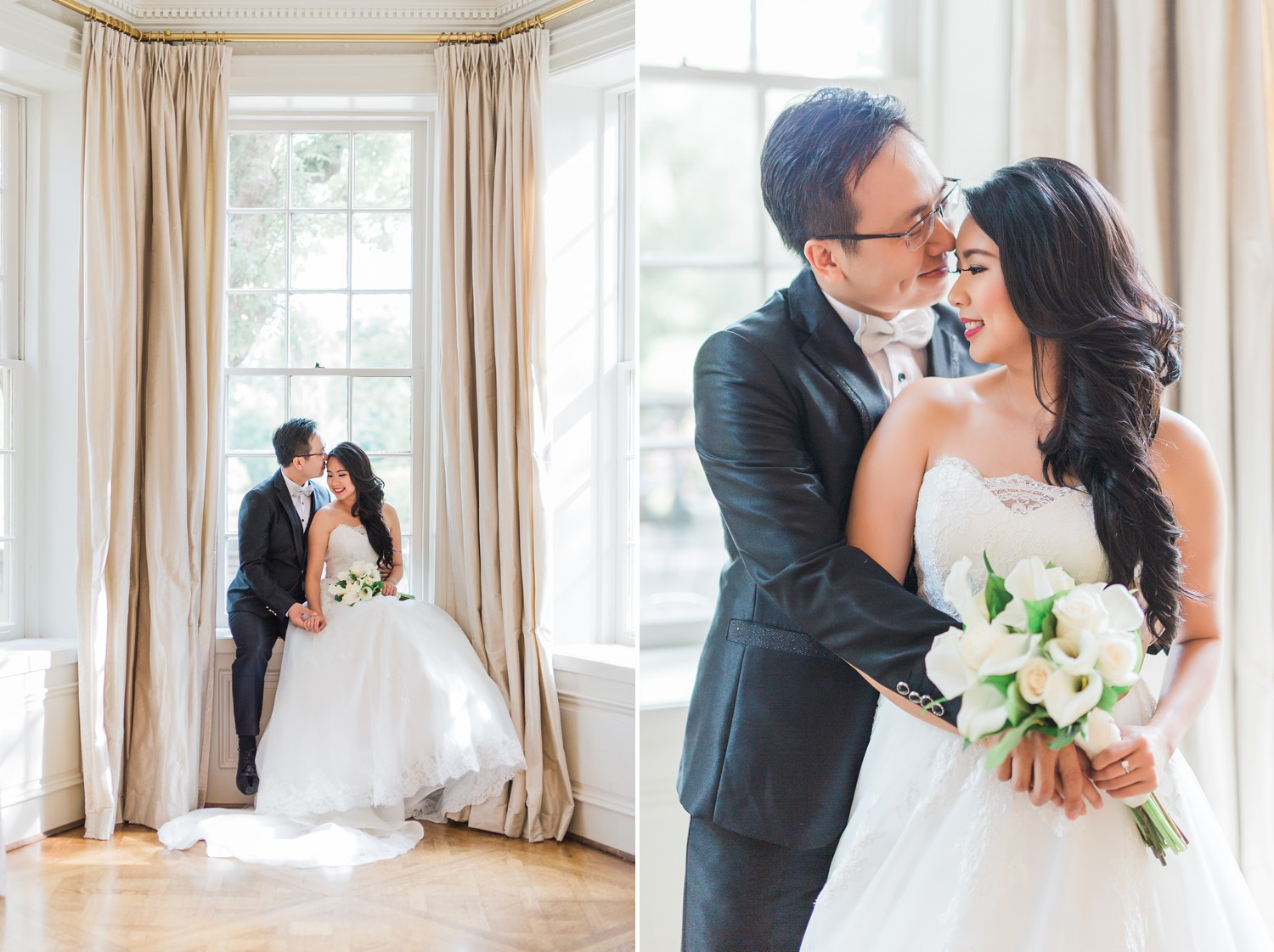 Bridal Portraits Graydon Hall Manor PreWedding Photos Toronto International Wedding Photographer