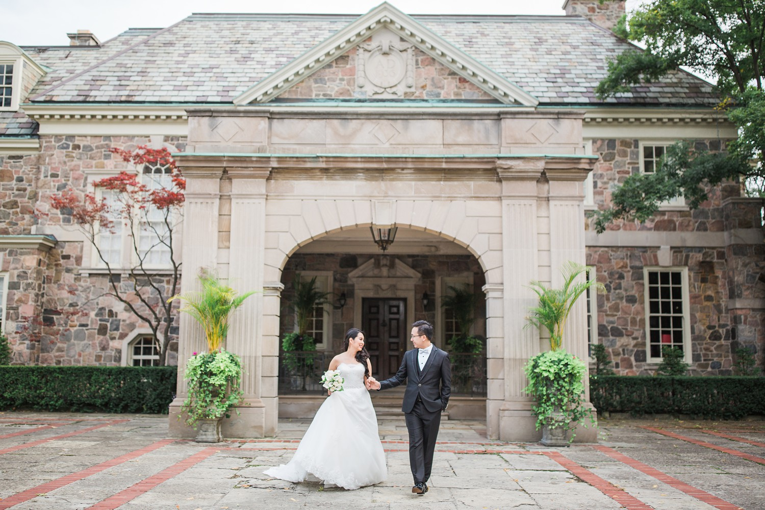 Wedding Portraits Graydon Hall Manor PreWedding Photos Toronto International Wedding Photographer