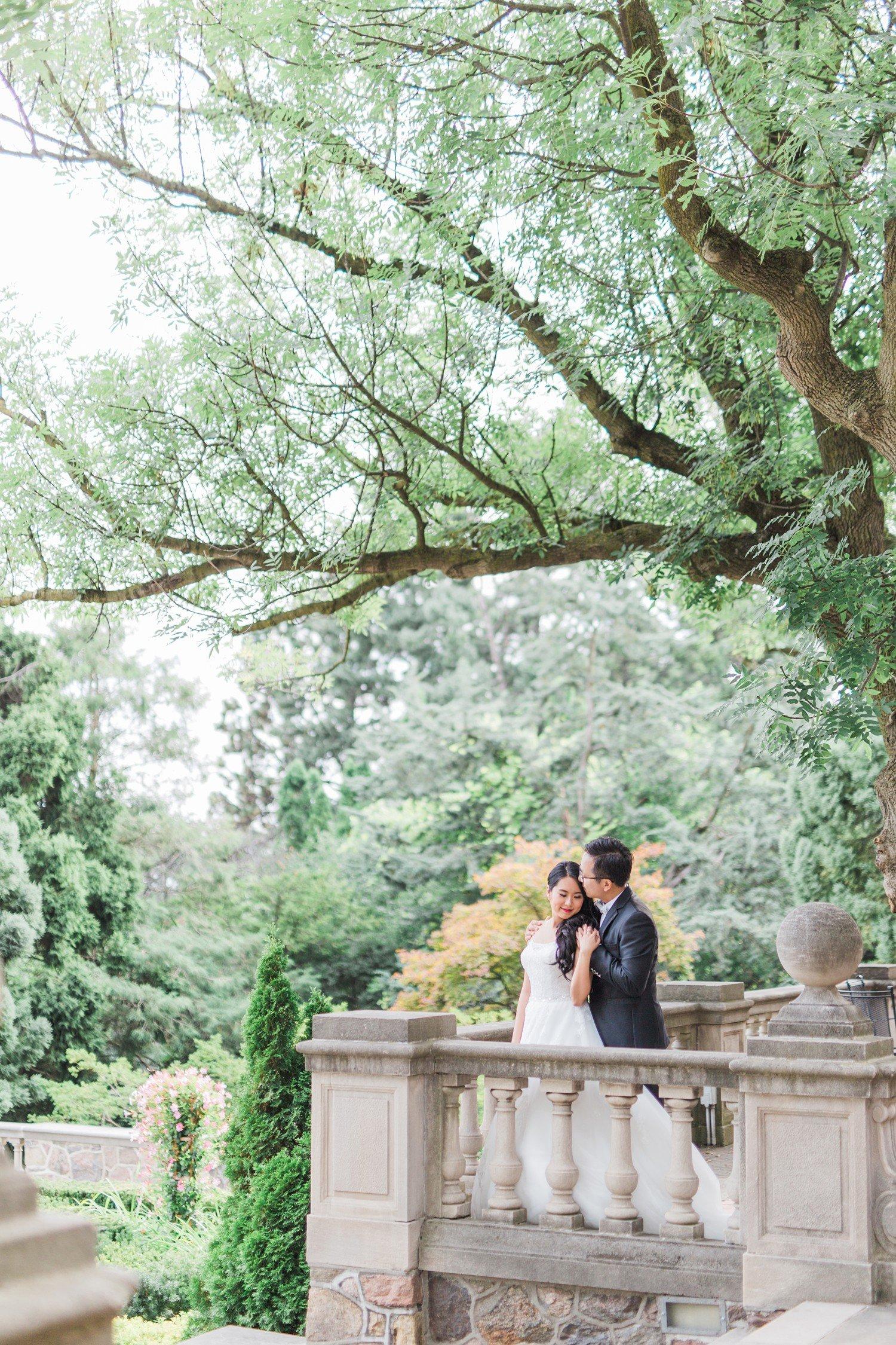 Bridal Portraits Graydon Hall Manor PreWedding Photos Toronto International Wedding Photographer