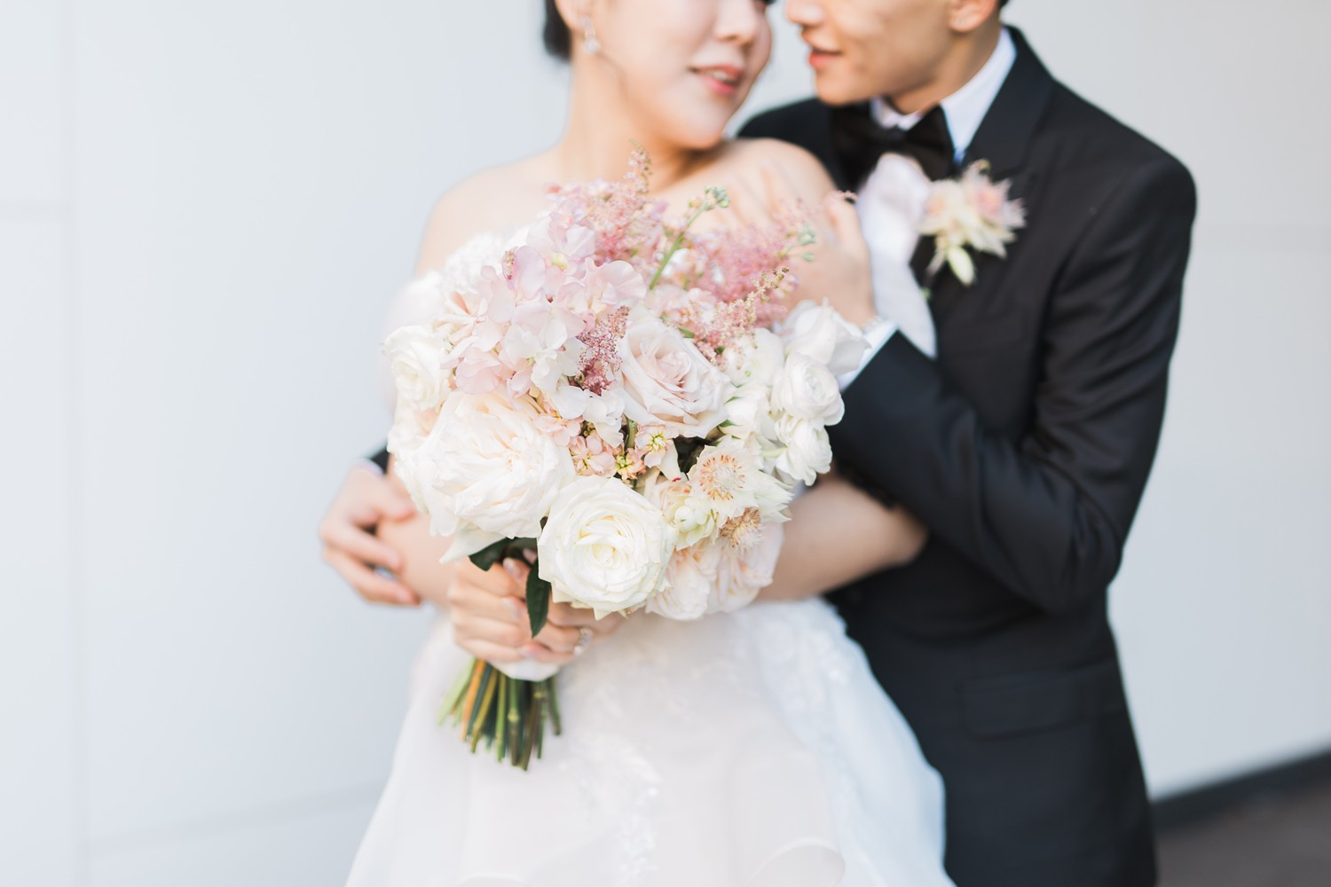 Wedding Portraits at Luxury Yorkville Vinci Toronto Four Season Hotel Wedding Photos with Chinese Bride and Groom