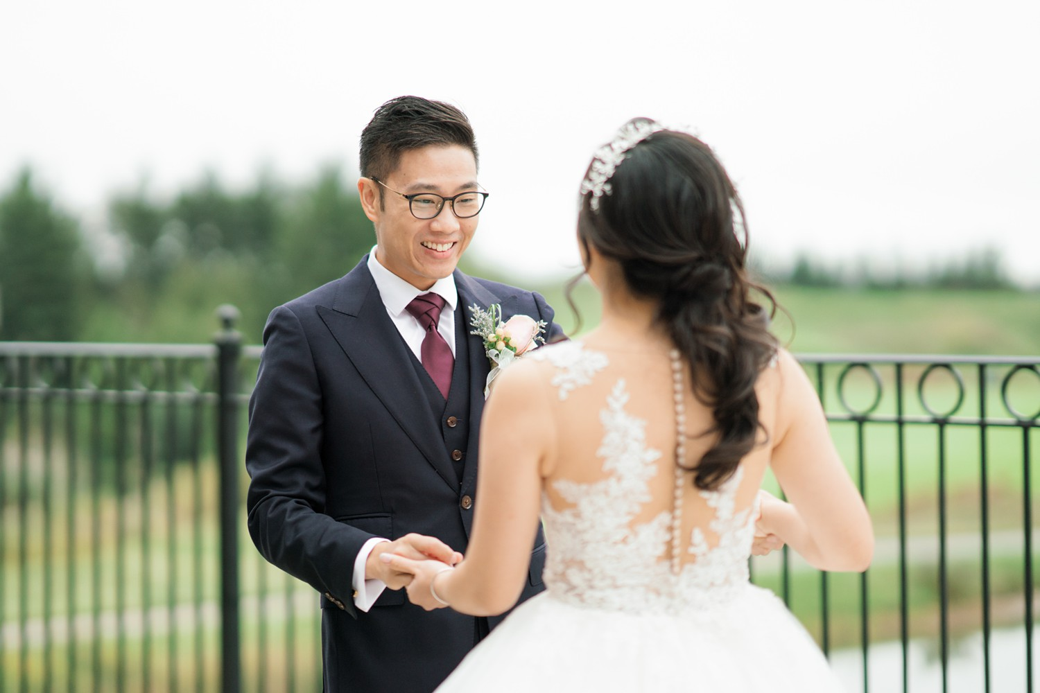 First_Look_Eagles_Nest_Golf_Club_Wedding_Photos_Toronto_Wedding_Photographer-Rhythm_Photography