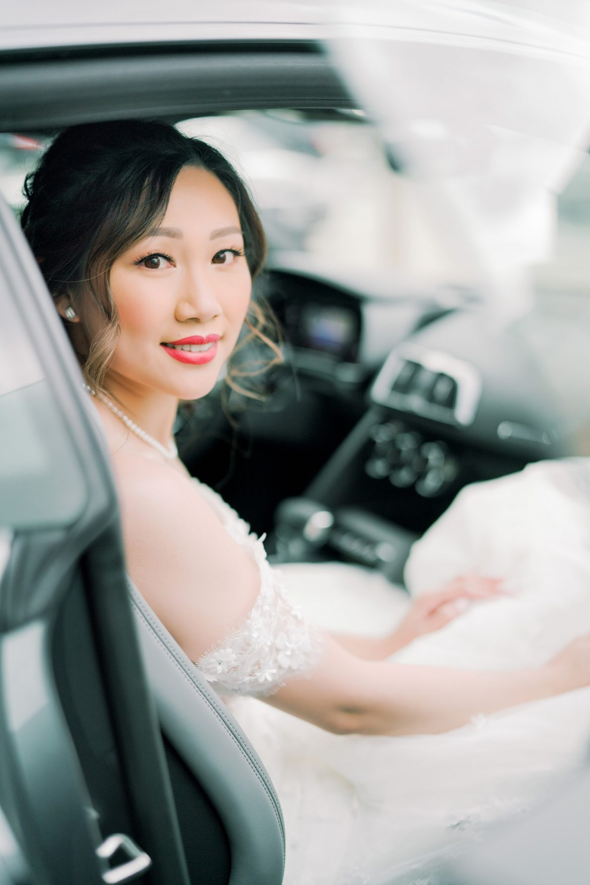 Bride Portrait Hong Kong Modern Guild Inn Wedding Photos