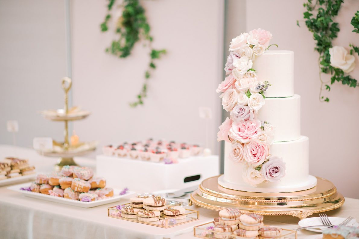 Dessert Table Hong Kong Modern Guild Inn Wedding Photos