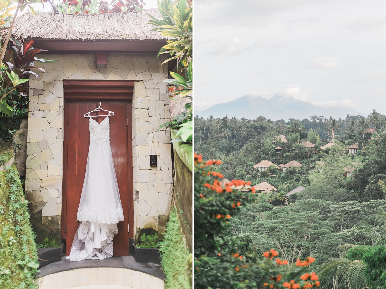 Wedding Dress Bali Ubud Kupu Kupu Barong Destination Wedding Photos Rhythm_Photography