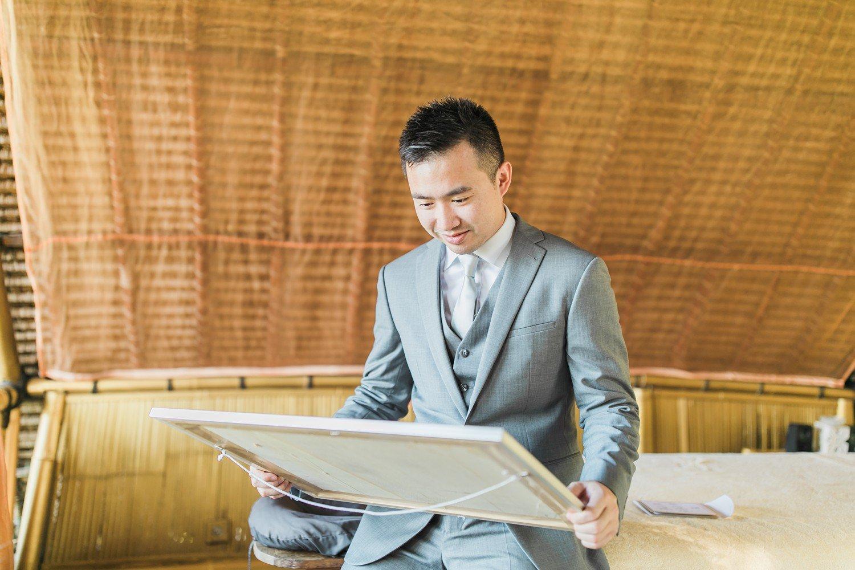 Gift Exchange Bali Ubud Kupu Kupu Barong Destination Wedding Photos Rhythm_Photography