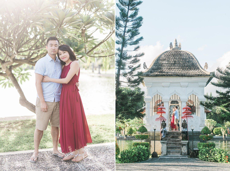 Bali Indonesia ujung water palace Destination Wedding Photos Rhythm Photography