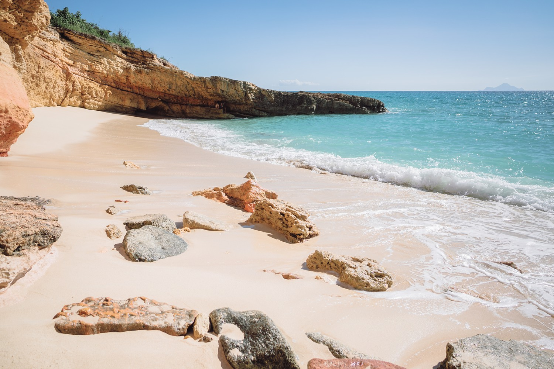 Cupecoy_Beach_Royal_Caribbean_Cruise_to_St.Maarten_Island_Harmony_of_The_Seas_Destination_Engagement_Photos