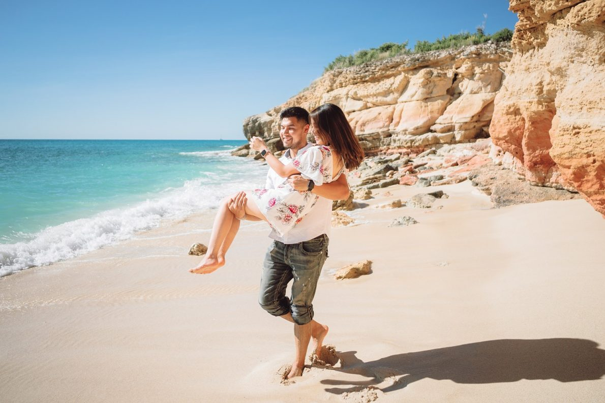 Cupecoy_Beach_Royal_Caribbean_Cruise_to_St.Maarten_Island_Harmony_of_The_Seas_Lifestyle_Engagement_Photos