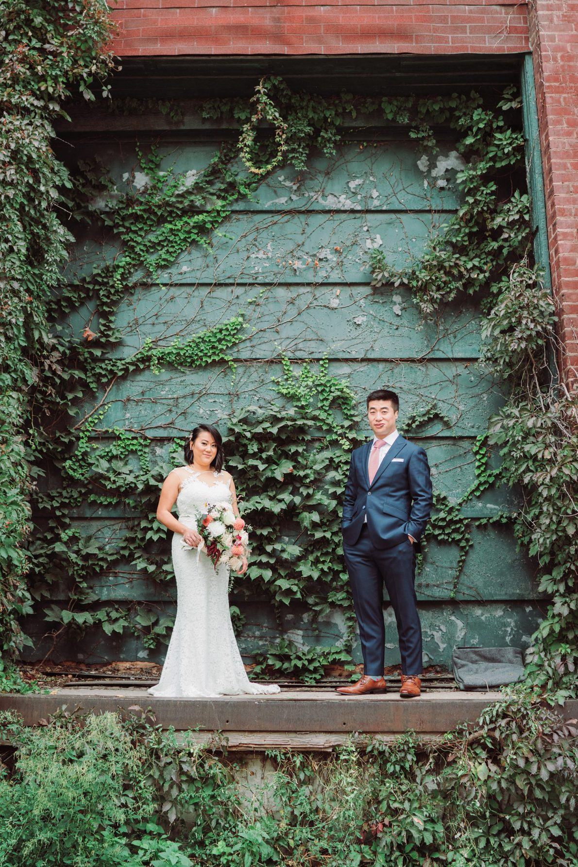 Outside_Distillery_District_Thompson_Landry_Gallery_Toronto_Wedding_Photos-Rhythm_Photography