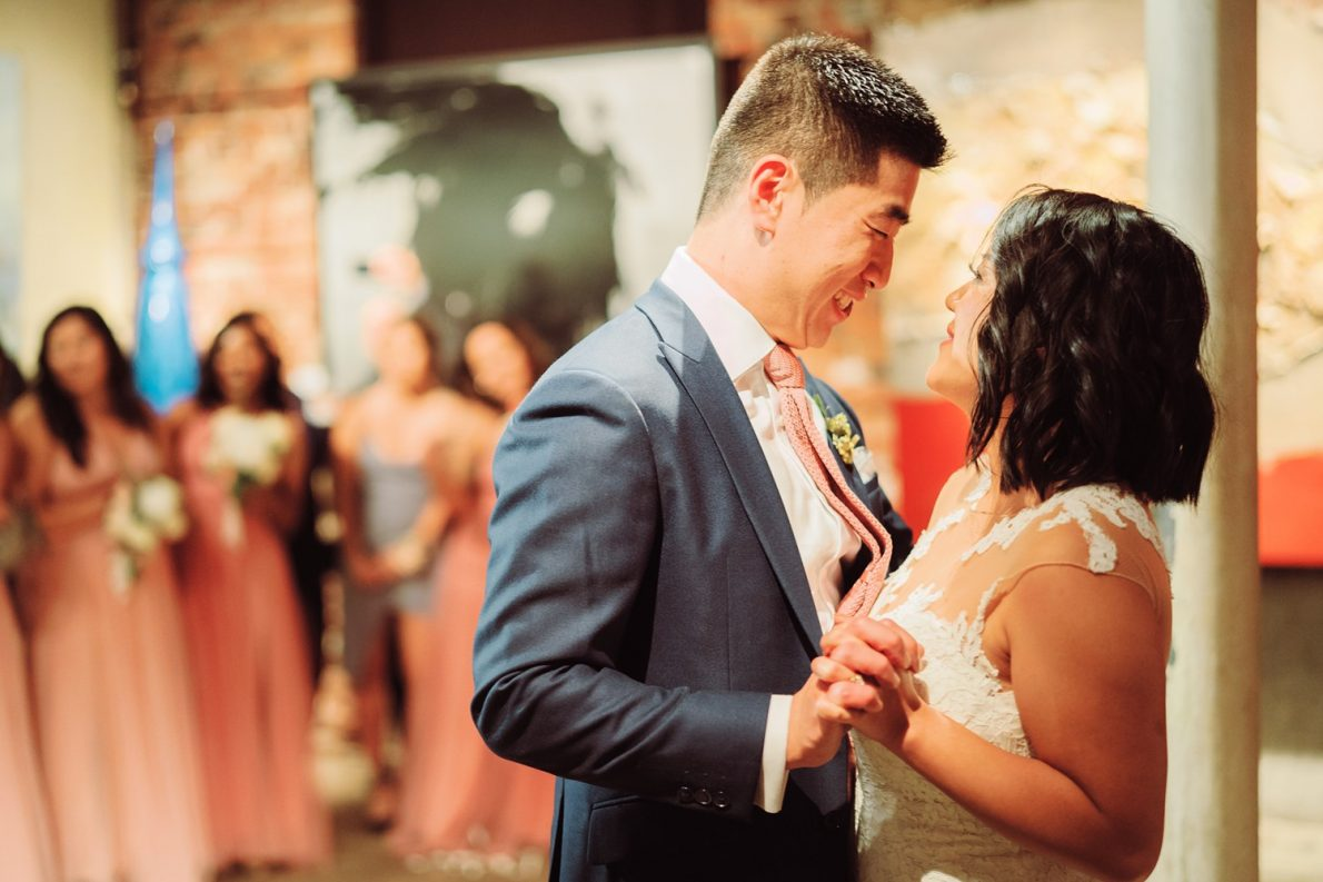 Romantic_First_Dance_Distillery_District_Thompson_Landry_Gallery_Toronto_Wedding_Photos-Rhythm_Photography