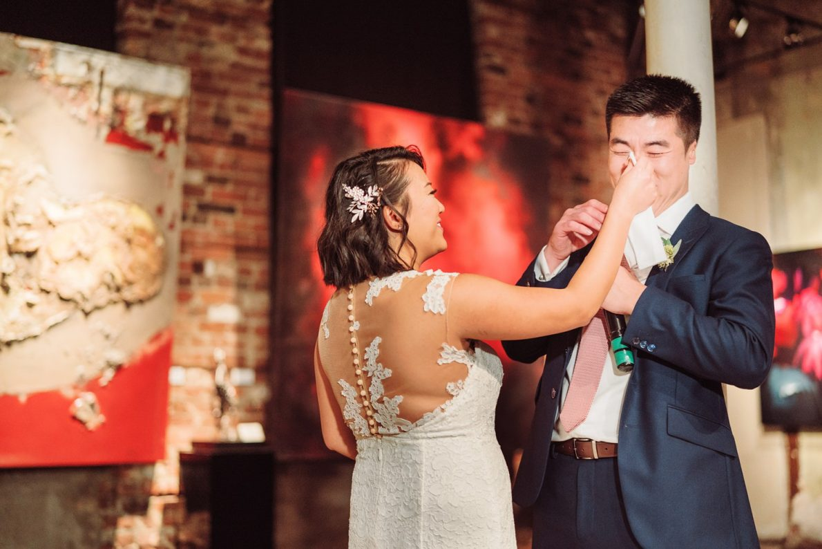 Crying_Groom_Distillery_District_Thompson_Landry_Gallery_Toronto_Wedding_Photos-Rhythm_Photography