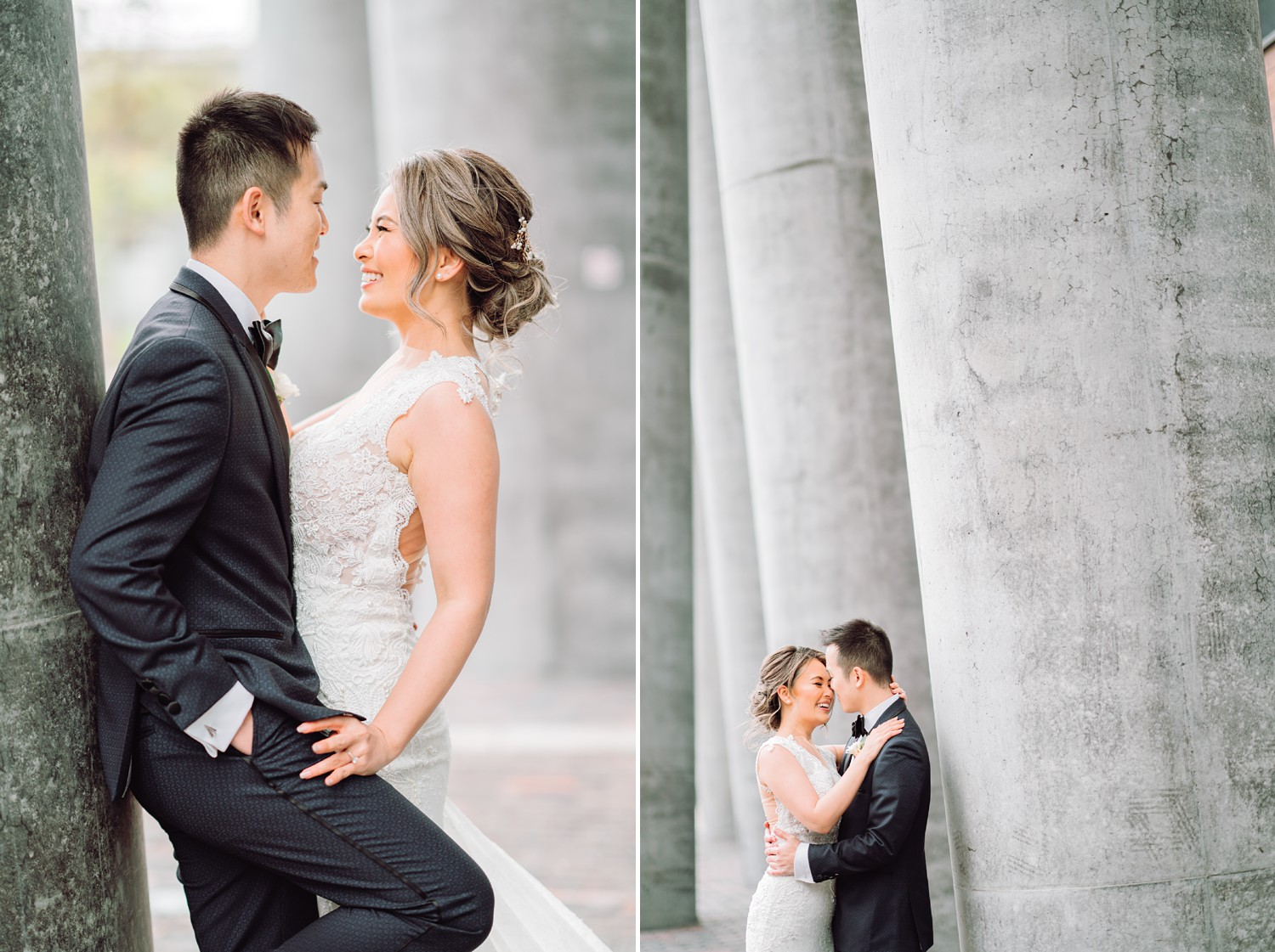 Bride_Groom_Archeo_Distillery_District_Wedding_Photos_Toronto_Destination_Wedding_Photographer-Rhythm_Photography
