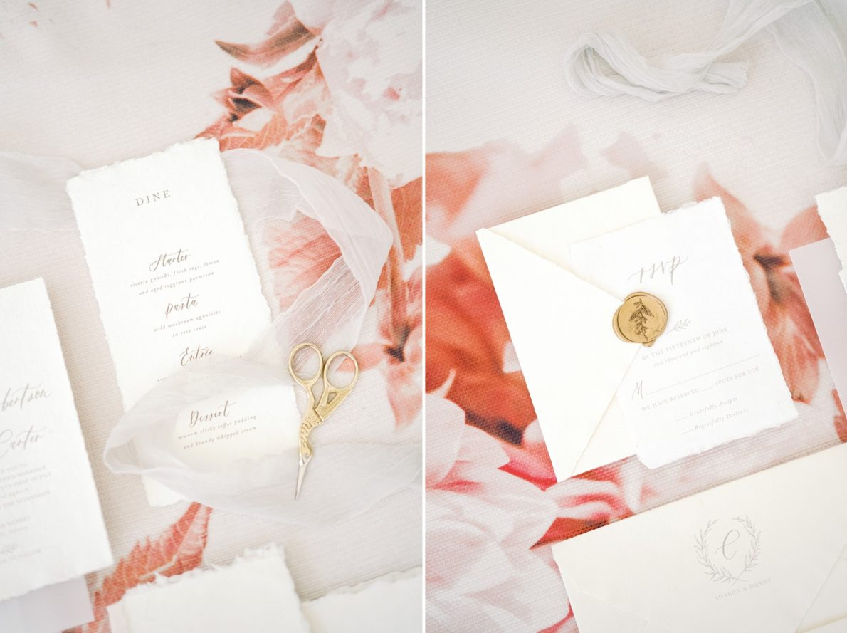 Wax_Seal_Invitations_Calligraphy-Wedding-Stationary-Ivory_and_Twine-Rhythm_Photography