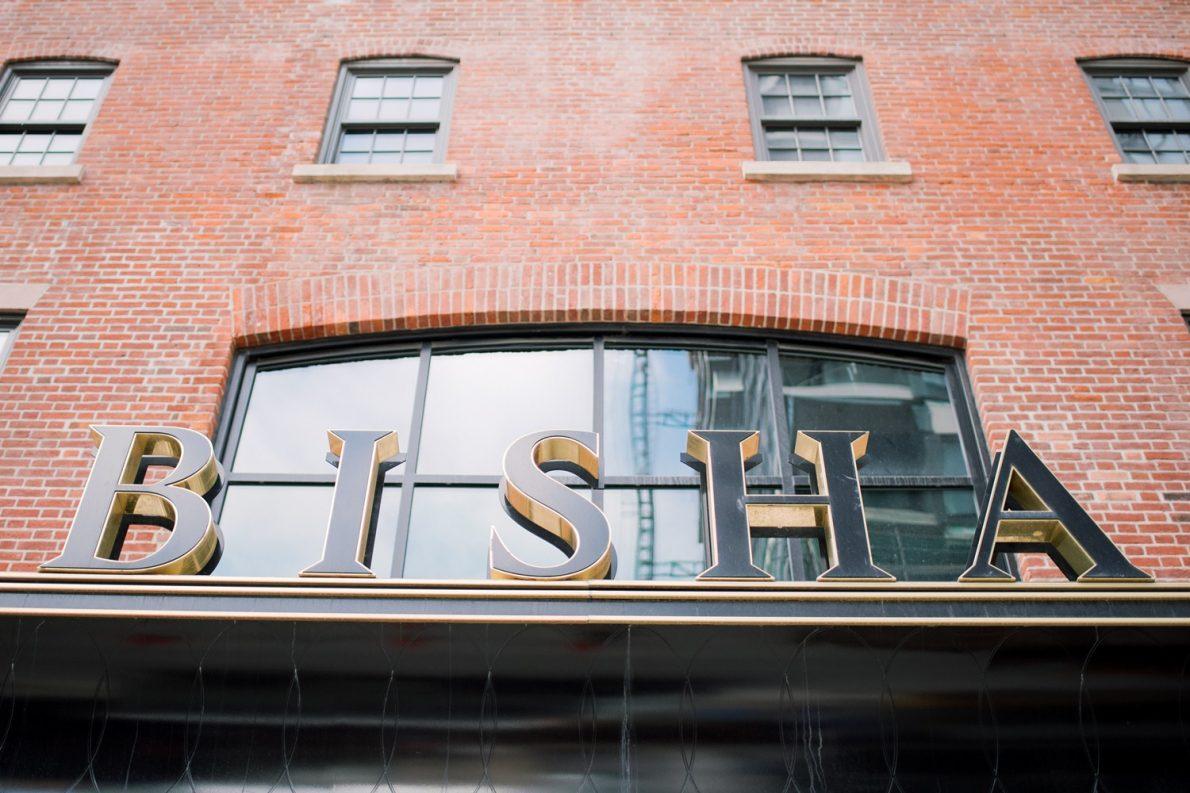 Bisha Hotel Groom Prep Downtown Financial District Winter Canoe Restaurant Toronto Wedding Photos-Rhythm_Photography