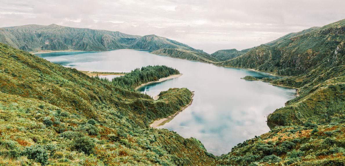 Lagoa do Fogo in Sao Miguel Azores Portugal Destination Wedding and Honeymoon-Rhythm-Photography