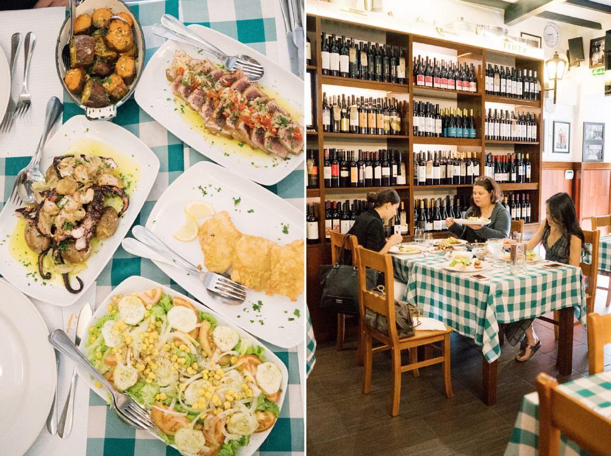 Things to Eat at Ponta Delgada Azores Portugal