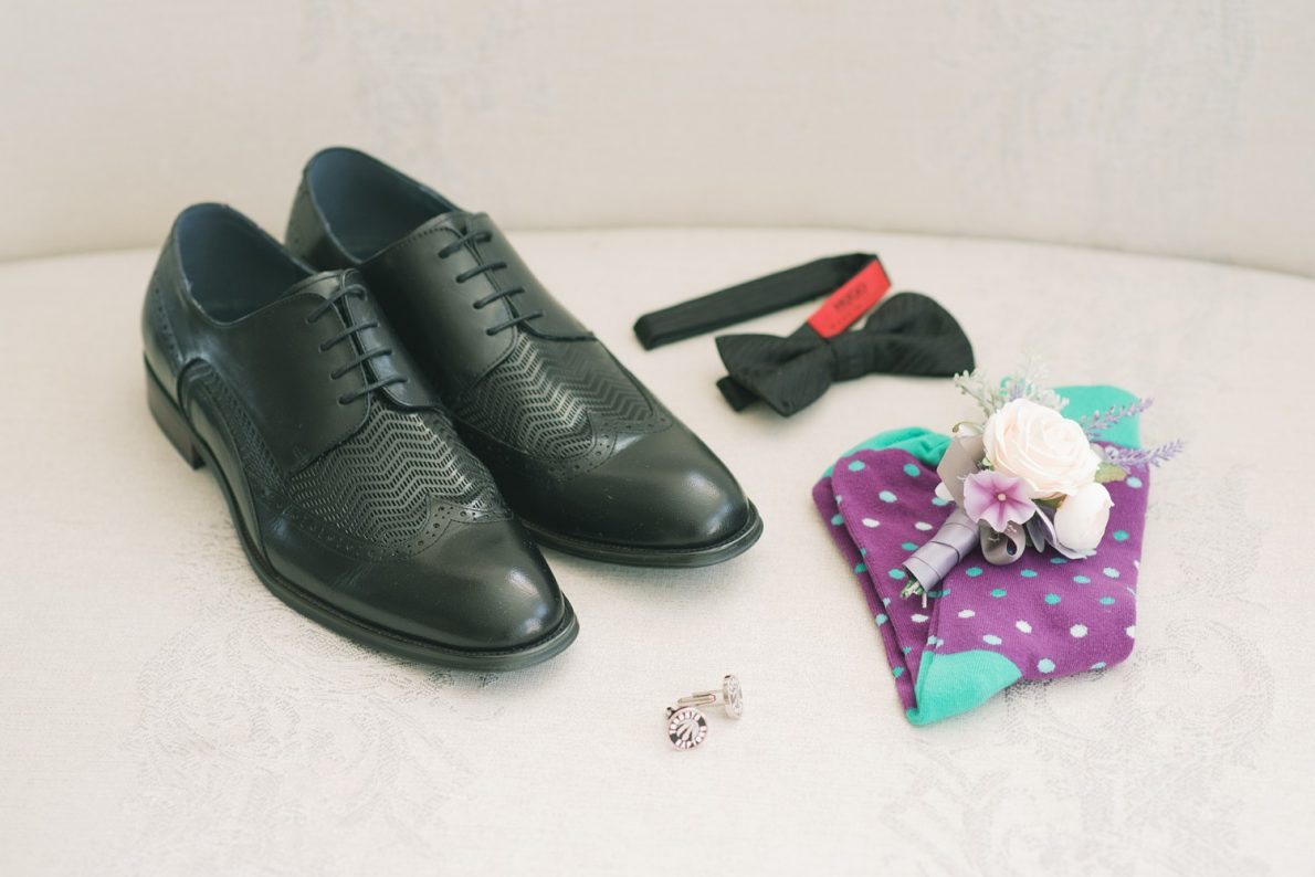 Groom Details at Estates of Sunnybrook McLean House Toronto Wedding Photos