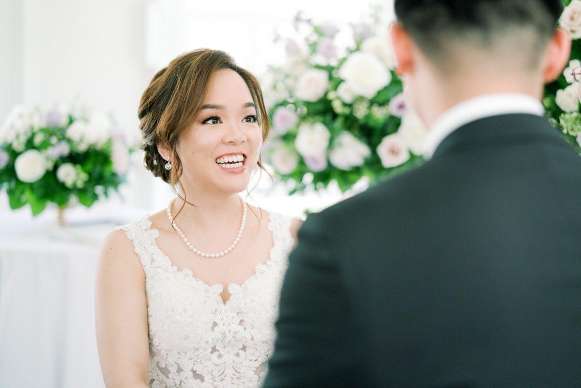 Vows Bayview Room at Estates of Sunnybrook McLean House Toronto Wedding Photos