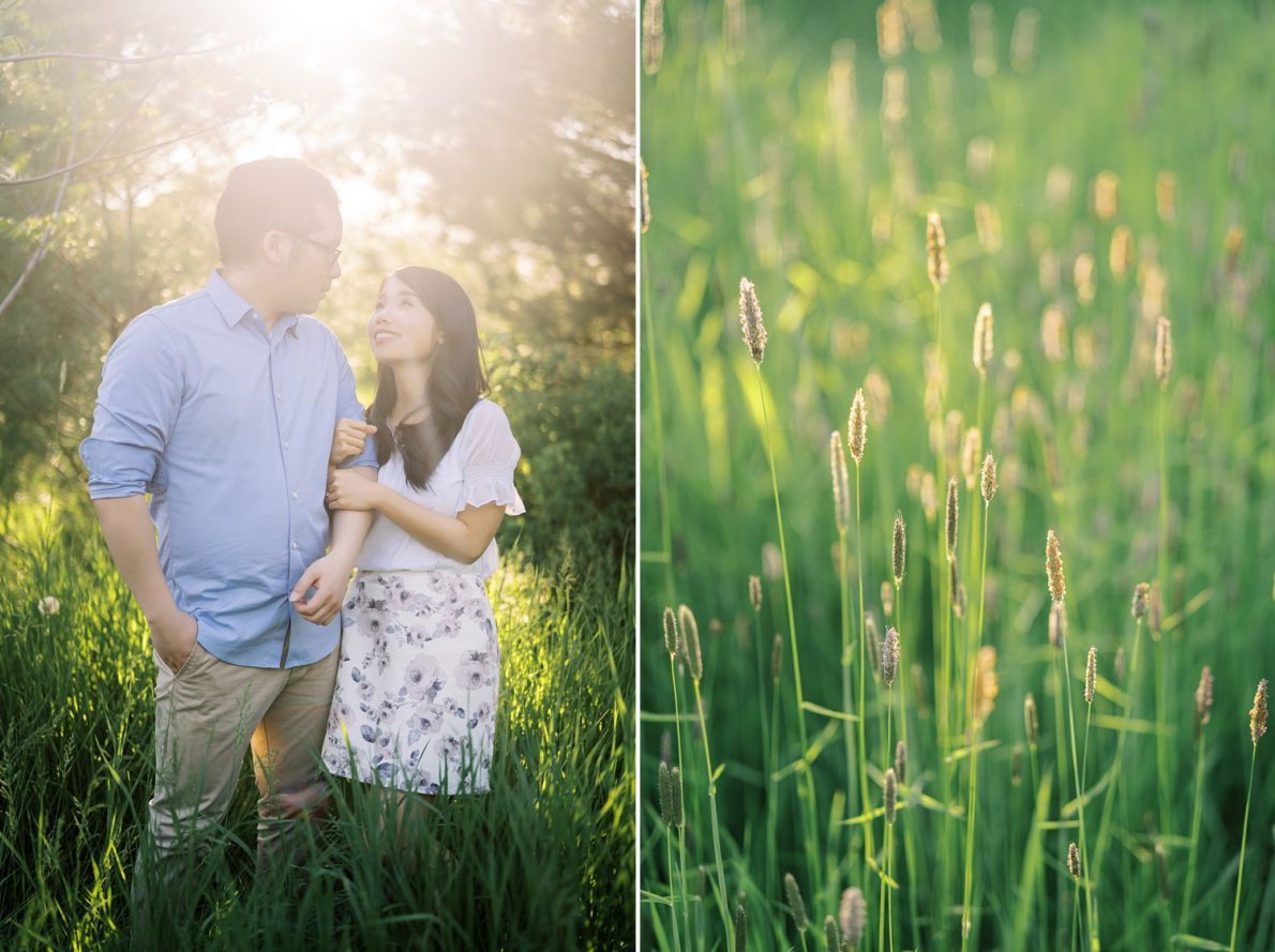 Toronto Markham Engagement Photos