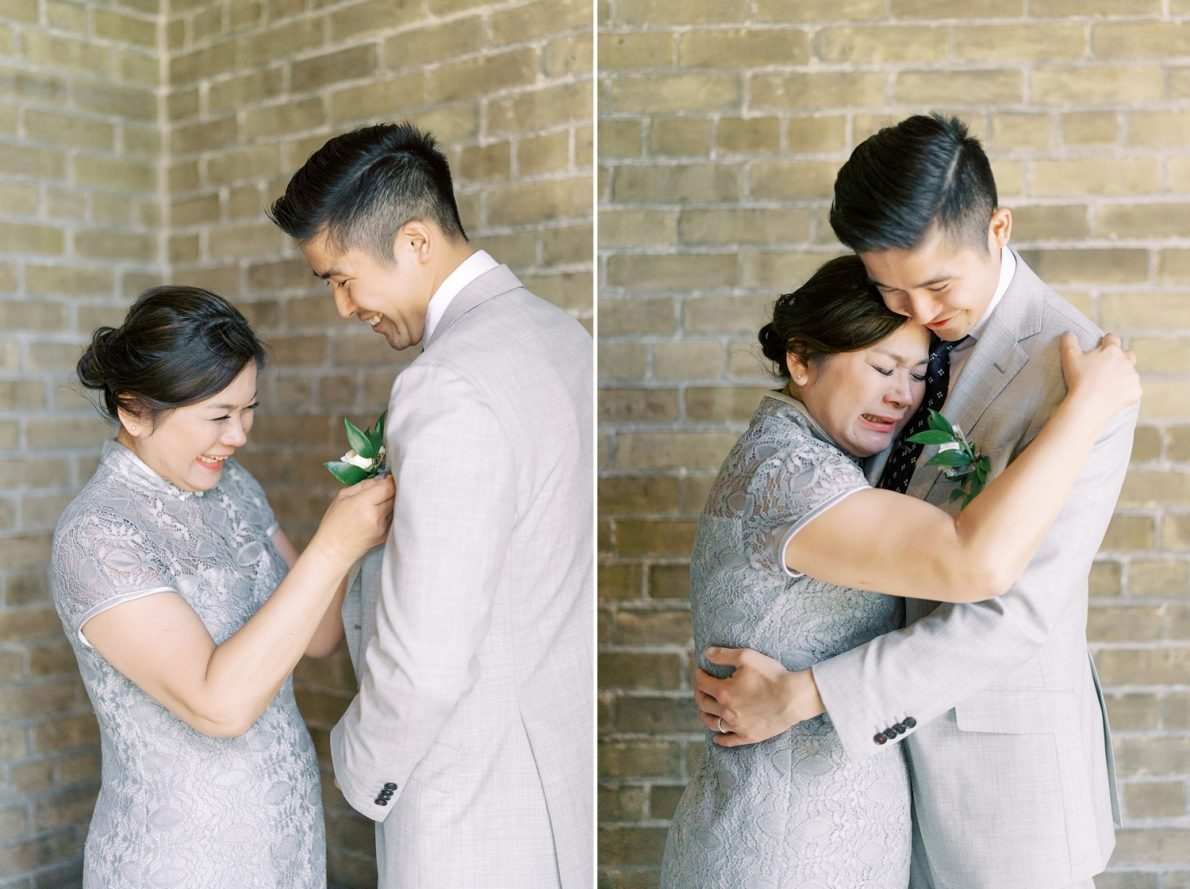 University of Toronto Hart House Mom and Son Toronto Wedding Photos