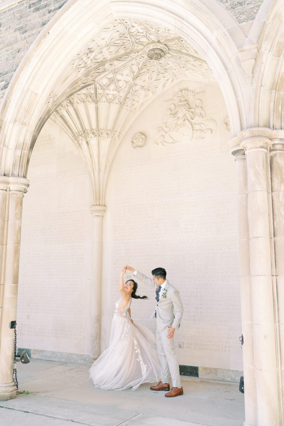 University of Toronto Hart House Wedding Photos Toronto Wedding Photos