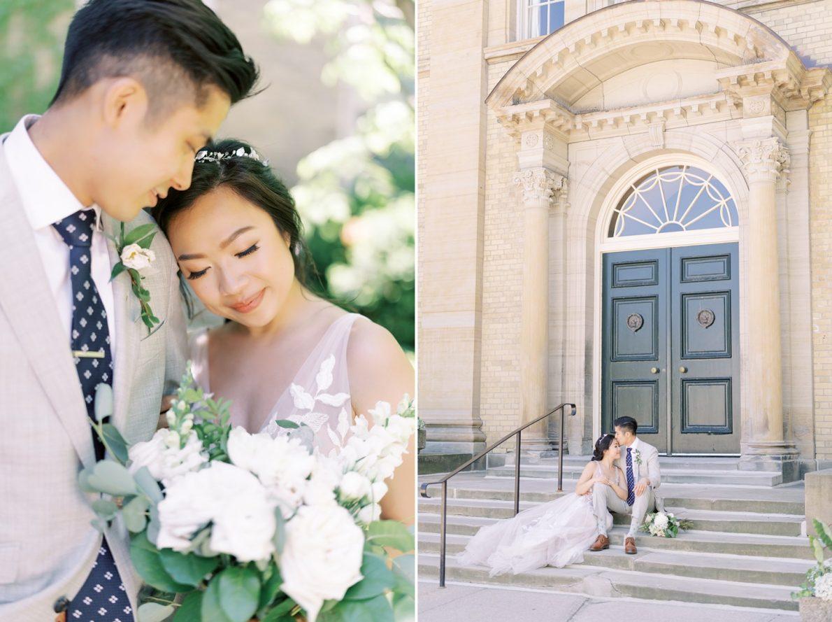 University of Toronto Hart House Simcoe Hall Wedding Photos Toronto Wedding Photos