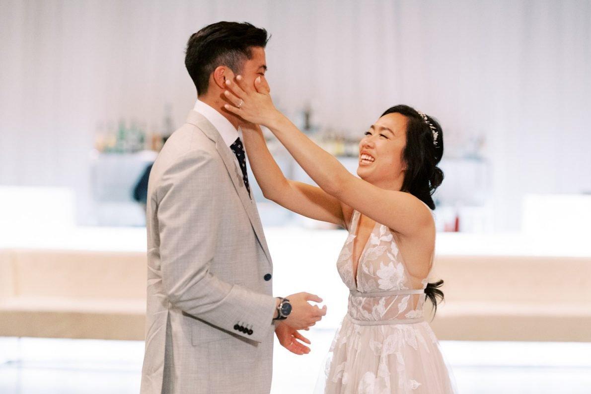 Yorkmills Gallery Parents Dance Toronto Wedding Photos