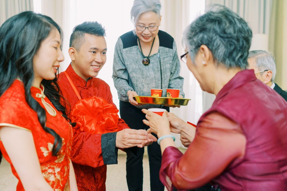Guild Inn Estates Tea Ceremony Toronto Wedding Photographer