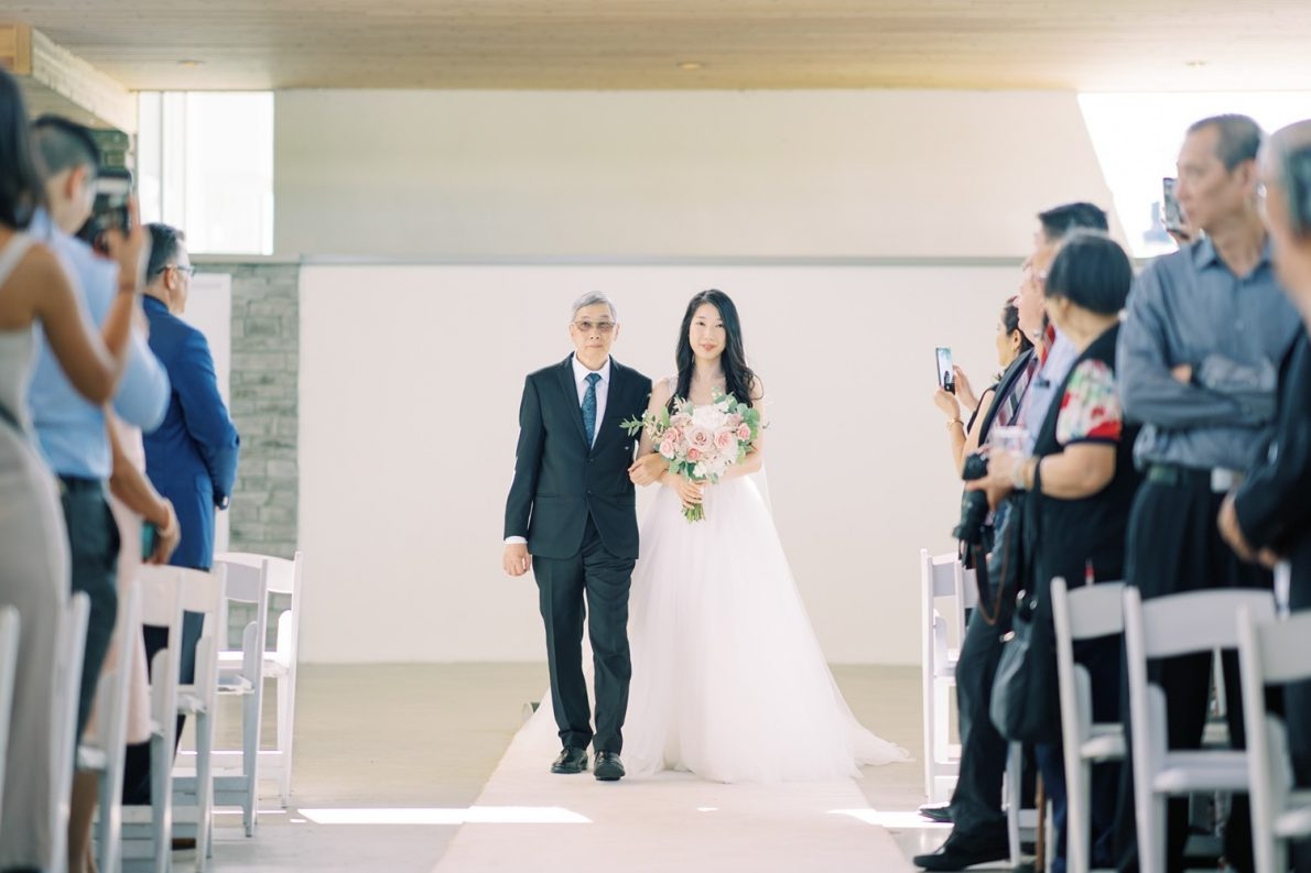 Guild Inn Estates Ceremony Toronto Wedding Photographer