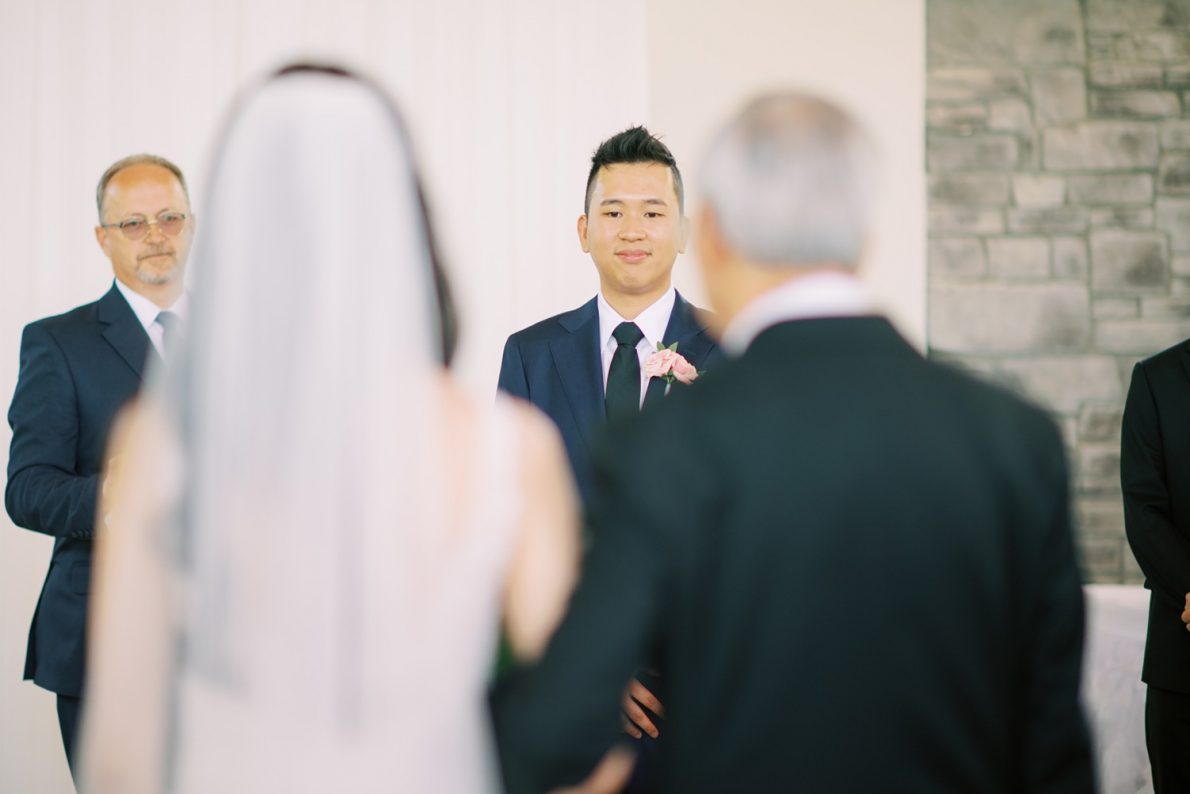 Guild Inn Estates Wedding Ceremony Toronto Wedding Photographer