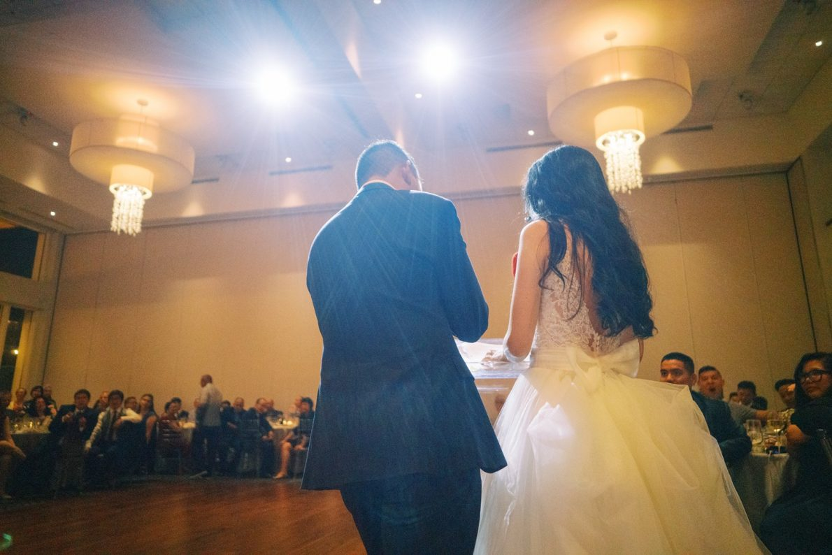 Guild Inn Estates Wedding Speech Toronto Wedding Photographer