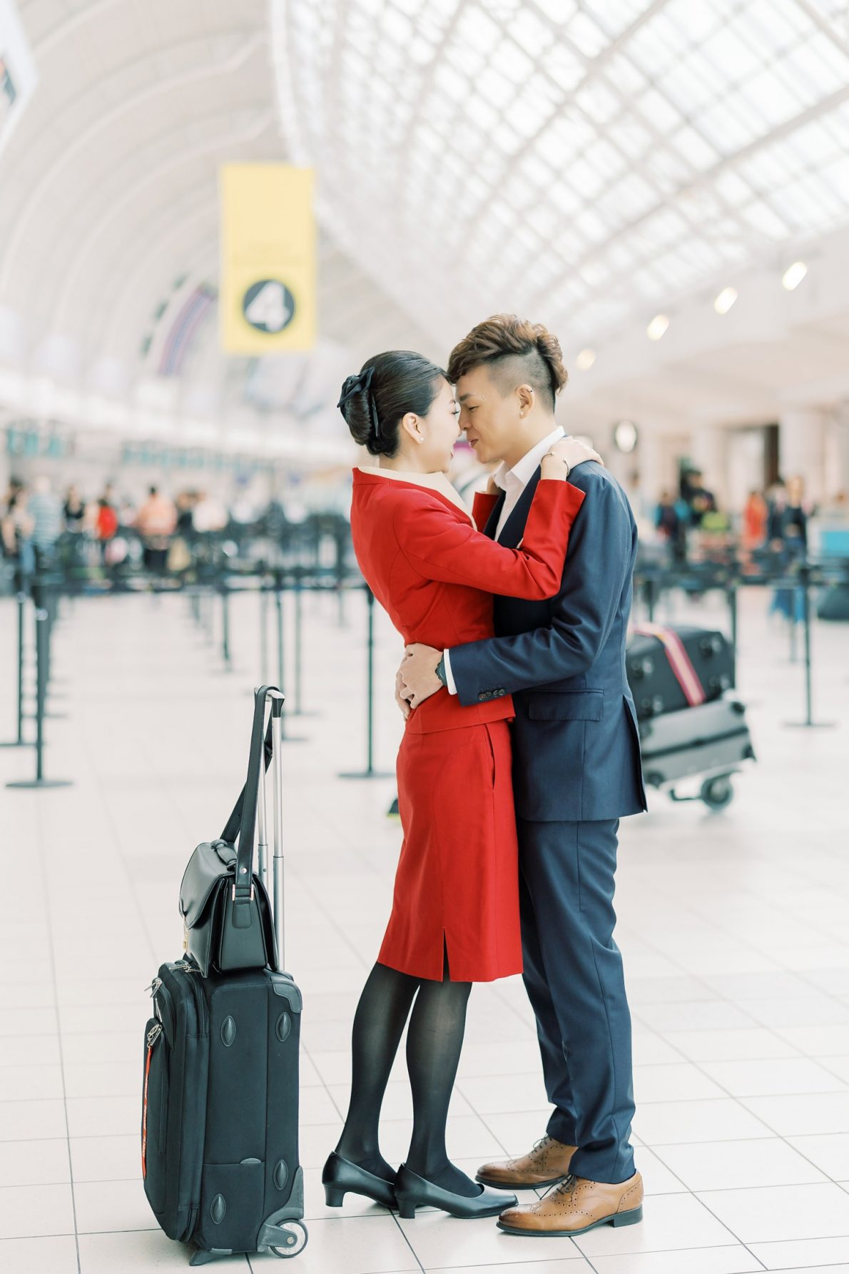 Pearson International Airport Destination Engagement Photos