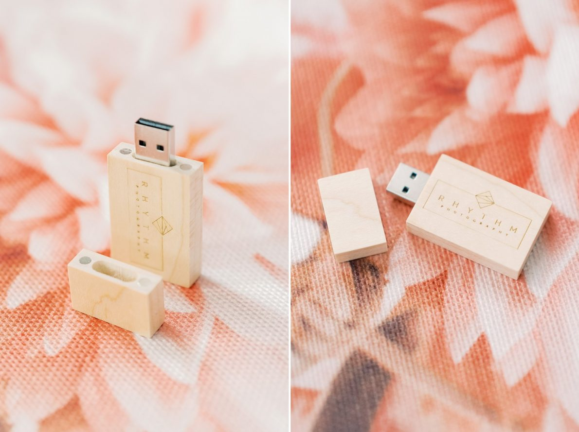 Custom Wood USB from USB Memory Direct
